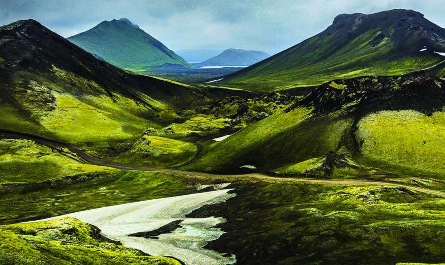 Die Isländer, die elfen und ich