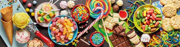 Süße Speisen sind keine Alternative zu gesunder Ernährung.
