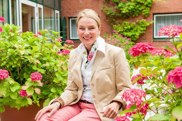 Jasmin Birke ist Geschäftsführerin im Hotel Birke in Kiel.