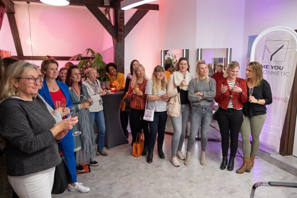 Woman-in-the-city-Event 2019 in Schönkirchen im Mike Großmann Salon