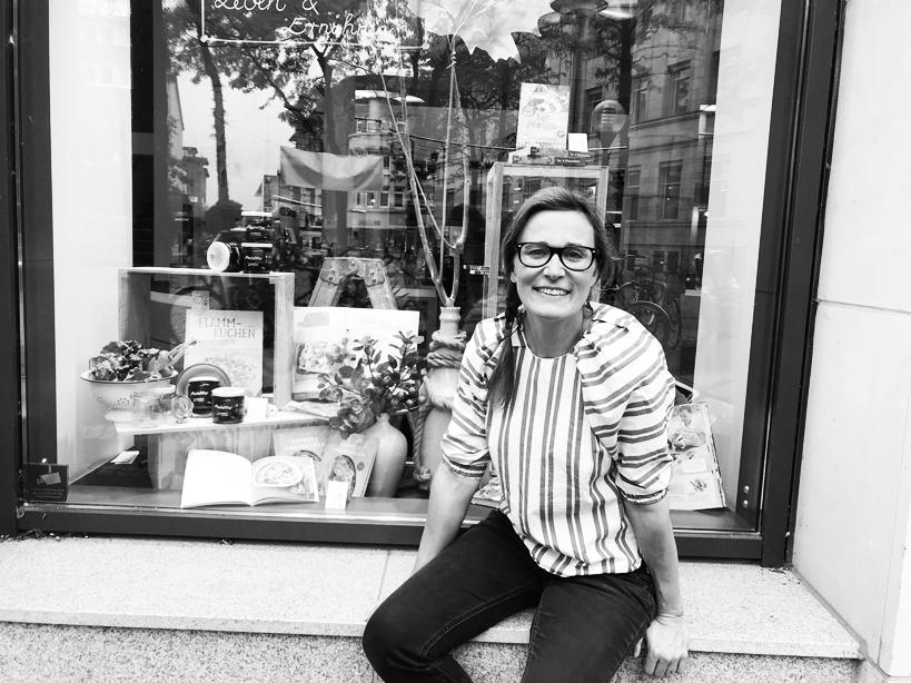 In Schaufenster verliebt: Christina Tiepolt