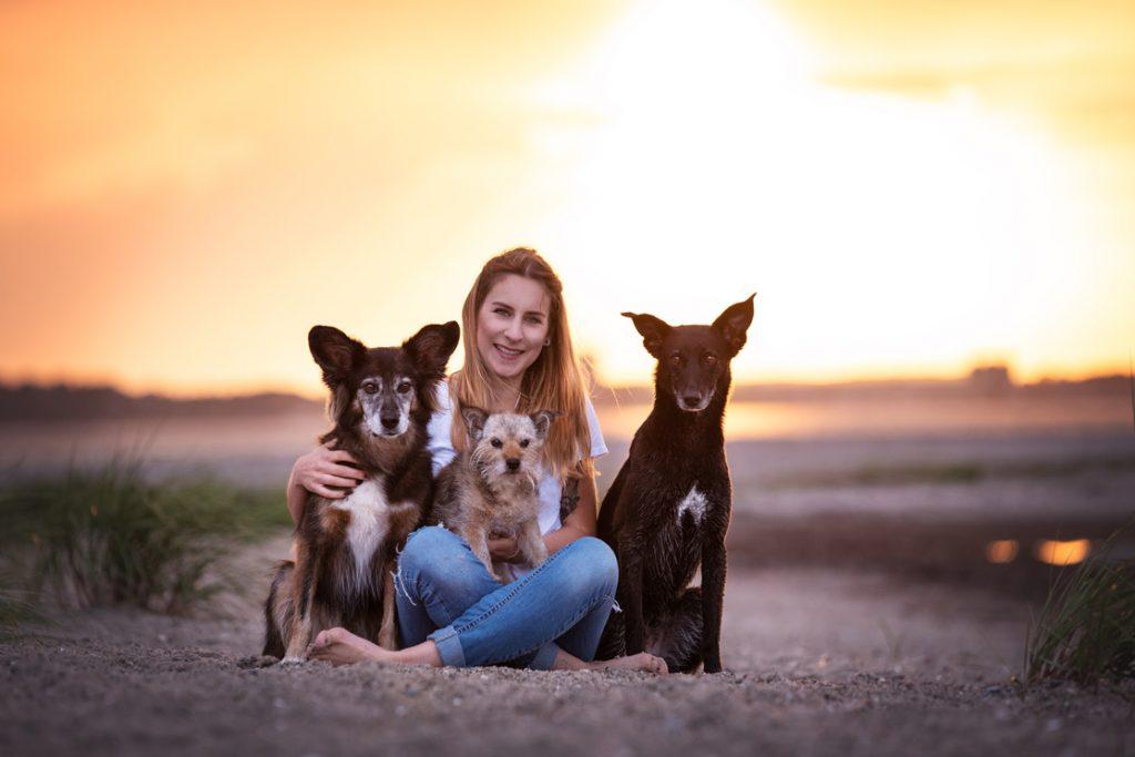 Linda Pfeiffer ist Tierfotografin.