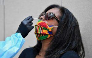 Corna-Tests vom Bundestag gebilligt. AFP
