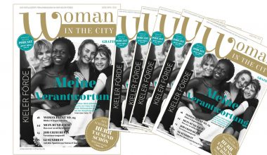 Cover Woman in the city