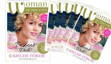 Cover WOMAN IN THE CITY Sommer 2020