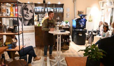 WITC Event in der Kaffeeküste in Laboe.