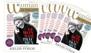 WOMAN IN THE CITY / Ausgabe Dezember 2020